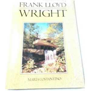 Frank Lloyd Wright Coffeetable Book Architecture